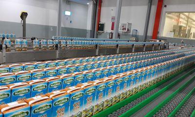 NutiFood ra mắt thương hiệu NutiMilk – Dòng sản phẩm chuẩn cao thế giới