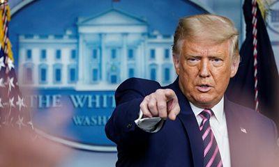 Ông Trump dọa ra sắc lệnh đặc biệt cấm đối thủ Joe Biden tranh cử tổng thống vào tháng 11