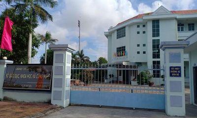 Thông tin mới nhất vụ kiện Phó Giám đốc sở GD&ĐT ở Bạc Liêu gọi giáo viên là