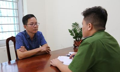 Vụ Phó Ban tuyên giáo Huyện ủy bị khởi tố tội vu khống: Giám đốc Công an tỉnh Vĩnh Phúc nói gì?