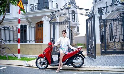 Hoa hậu Hương Giang lần đầu khoe biệt thự riêng, fan trầm trồ vì quá bề thế và sang chảnh