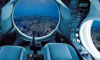 Lộ diện tàu ngầm