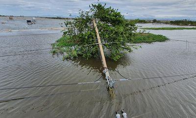 Chủ tịch tỉnh Thừa Thiên - Huế yêu cầu làm rõ chất lượng cột điện
