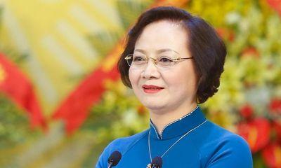 Bà Phạm Thị Thanh Trà được bổ nhiệm giữ chức Thứ trưởng bộ Nội vụ