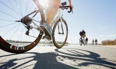 Giảm cân an toàn xe đạp tập thể dục tại nhà