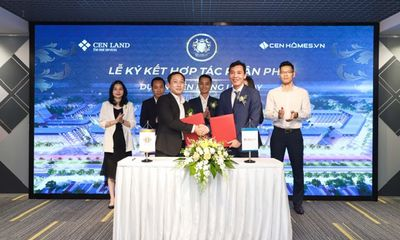 Cen Land (CRE) chuẩn bị chi 80 tỷ trả cổ tức 10% bằng tiền