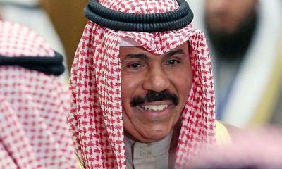 Tân quốc vương Kuwait tuyên thệ nhậm chức trước Quốc hội