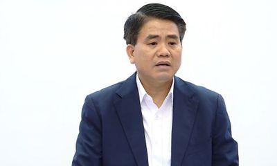 Thủ tướng phê chuẩn kết quả bãi nhiệm chức Chủ tịch UBND TP. Hà Nội với ông Nguyễn Đức Chung