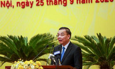 Thủ tướng phê chuẩn ông Chu Ngọc Anh làm Chủ tịch UBND TP. Hà Nội