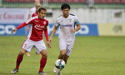 Hủy diệt CLB TP.HCM, Hoàng Anh Gia Lai lọt top cạnh tranh ngôi vô địch V-League