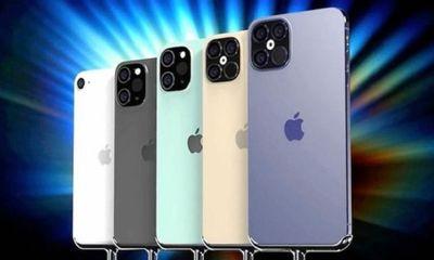 Sản phẩm số - Apple sắp trình làng tới 5 mẫu iPhone 12?