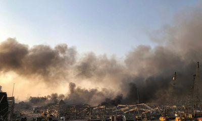 Vụ nổ cảng Beirut: Chính phủ Lebanon yêu cầu Interpol bắt giữ hai đối tượng có liên quan
