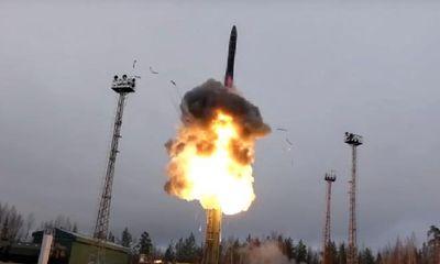 Tin tức quân sự mới nóng nhất ngày 2/10: Azerbaijan bắn tên lửa vào nhà máy điện hạt nhân Armenia