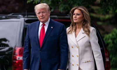 Bà Melania Trump lộ đoạn ghi âm chửi thề vì áp lực làm Đệ nhất phu nhân Mỹ
