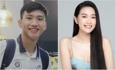 Rộ tin Văn Hậu hẹn hò thí sinh hot nhất Hoa hậu Việt Nam 2020, dân mạng soi chi tiết
