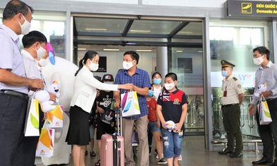 Đà Nẵng mở cửa đón đoàn khách đầu tiên sau hơn 2 tháng tạm dừng hoạt động du lịch