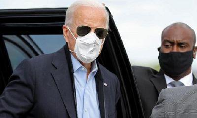 Ông Joe Biden sẽ công khai các xét nghiệm COVID-19 và tiếp tục tranh cử trực tiếp