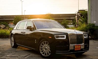 Chiêm ngưỡng siêu xe Rolls-Royce Phantom VIII giá hơn 70 tỷ vừa về Việt Nam