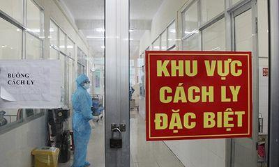 Nữ chuyên gia người Pháp nhập cảnh mắc COVID-19, Việt Nam có 1.097 bệnh nhân