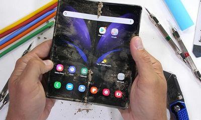 Tin tức công nghệ mới nóng nhất hôm nay 5/10: Samsung Galaxy Z Fold 2 vượt qua bài kiểm tra độ bền khắc nghiệt