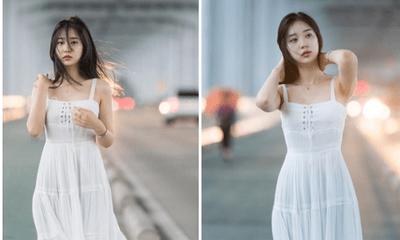 Siêu mẫu Hàn sở hữu nhan sắc ngây thơ cùng body sexy công khai
