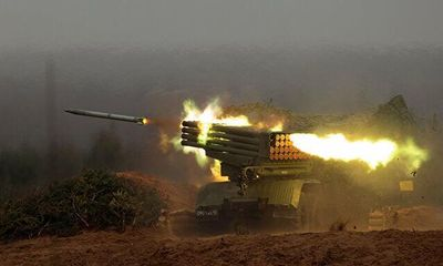 Tin tức quân sự mới nóng nhất ngày 7/10: Azerbaijan thiêu rụi 8 pháo phản lực đa nòng BM-21 Grad của Armenia