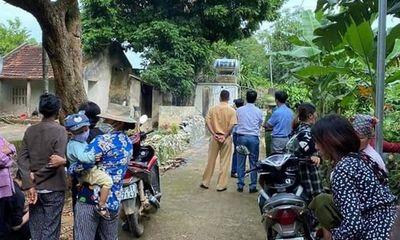 Vụ 2 vợ chồng gục chết trước sân nhà ở Thanh Hóa: Trên người có nhiều vết đâm chém