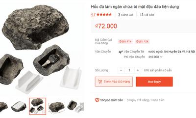 Hòn đá 72.000 đồng có gì đặc biệt khiến