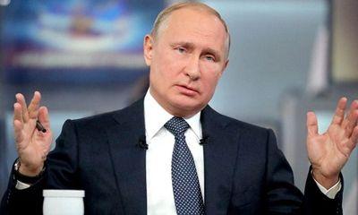 Tổng thống Putin cảm thấy tiếc nhưng đã quen với