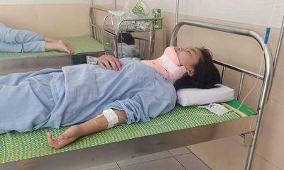 Bị bạn đánh, nữ sinh lớp 8 bị chấn thương đốt sống cổ