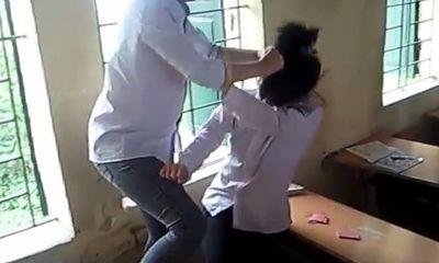 Vụ clip nữ sinh bị bạn đánh dã man trong lớp học: Hé lộ nguyên nhân