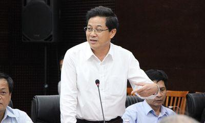 Vì sao ông Lâm Quang Minh- nguyên Giám đốc sở Ngoại vụ Đà Nẵng bị kỷ luật?