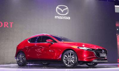 Bảng giá xe Mazda mới nhất tháng 10/2020: Dòng xe sedan và SUV vẫn được