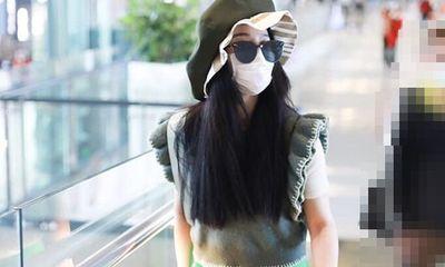 Bộ trang phục chỉ Phạm Băng Băng mới dám mặc ra đường
