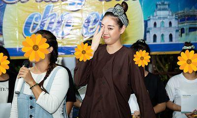 Hoa hậu Khánh Vân và sứ mệnh chữa lành những