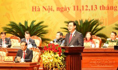 Hôm nay (12/10), Đại hội Đảng bộ TP.Hà Nội chính thức khai mạc