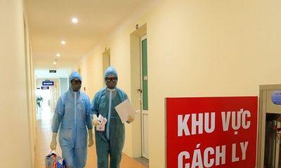 Thêm 1 chuyên gia người Ấn Độ mắc COVID-19, Việt Nam có 1.110 bệnh nhân