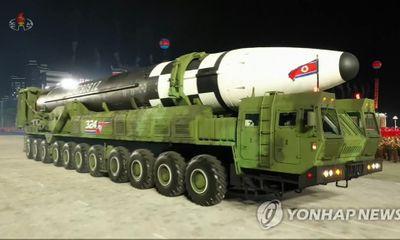 Triều Tiên có thể thử tên lửa đạn đạo xuyên lục địa tùy thuộc vào kết quả bầu cử tổng thống Mỹ