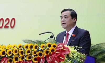 Bí thư Tỉnh ủy Quảng Nam vừa tái đắc cử là ai?