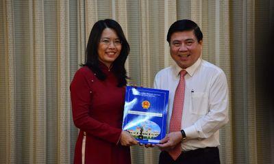 Chân dung tân nữ Giám đốc sở Du lịch TP.HCM 43 tuổi vừa được bổ nhiệm