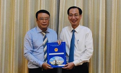 Bổ nhiệm ông Hoàng Song Hà giữ chức vụ Chủ tịch HĐTV Tổng Công ty Địa ốc Sài Gòn