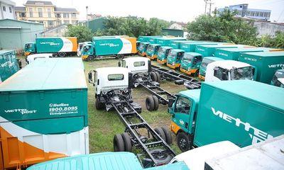 Viettel chào bán gần 5 triệu cổ phiếu Viettel Post thấp hơn thị giá