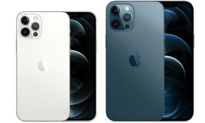 Sản phẩm số - Chi tiết 2 siêu phẩm mới nhất iPhone 12 Pro và iPhone 12 Pro Max của nhà Táo Khuyết