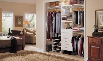 Xem cách nhà giàu đặt tủ quần áo, bảo sao Thần Tài gật gù, lộc lá ào ào kéo tới