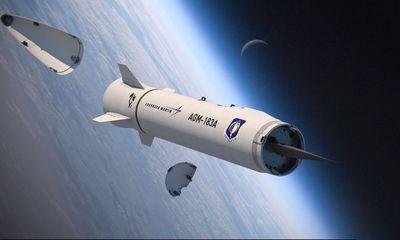Không quân Mỹ 'khoe' siêu tên lửa bay nhanh gấp 7,5 lần tốc độ âm thanh