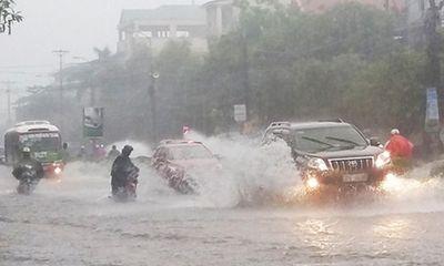 Tin tức dự báo thời tiết mới nhất hôm nay 16/10/2020: Miền Trung lại mưa rất to