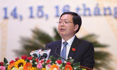 Chân dung Chủ tịch tỉnh Bình Định vừa được bầu giữ chức Bí thư Tỉnh ủy