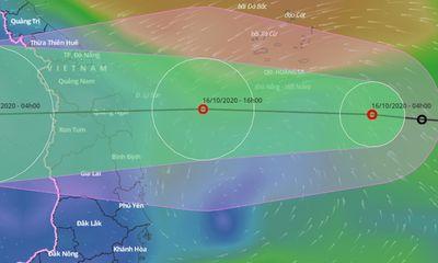 Miền Trung liên tiếp đón mưa lớn trong 5 ngày tới