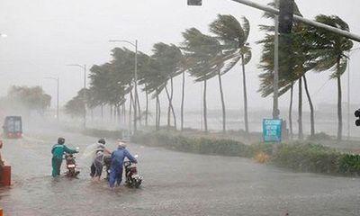 Miền Trung tiếp tục mưa lớn, Hà Tĩnh, Quảng Bình mưa đặc biệt to