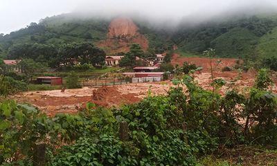 Sạt lở đất ở Quảng Trị: Gần 20 cán bộ chiến sỹ nghi bị vùi lấp